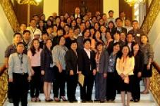 UACS Implementation Training for the Bureau of the Treasury