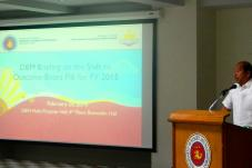 DBM Briefing on the Shift to Outcome-based PIB for FY2015