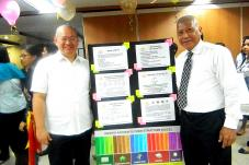 PFM Lecture and Launch of PFM Section at NEDA Library