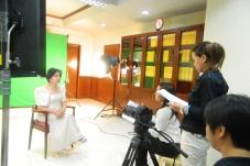 Behind the Scenes: Shooting the Accounting and Auditing Reforms (AAR) Video